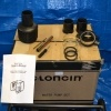 Loncin pump in a box with all brackets and fixtures on top of the box
